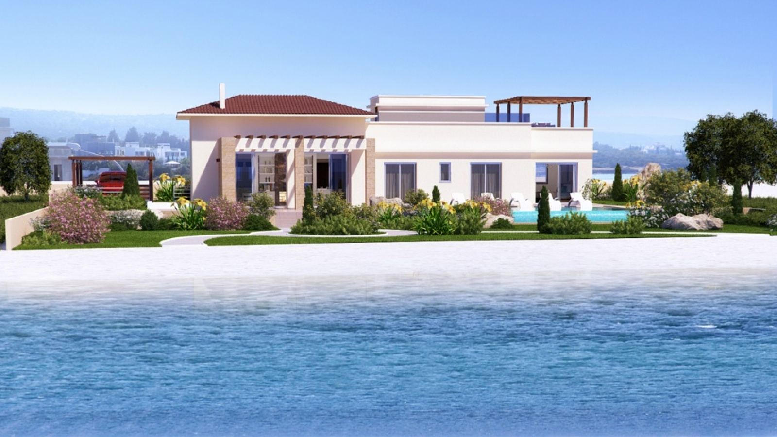 Residential Villa - Venus Beach Villa
