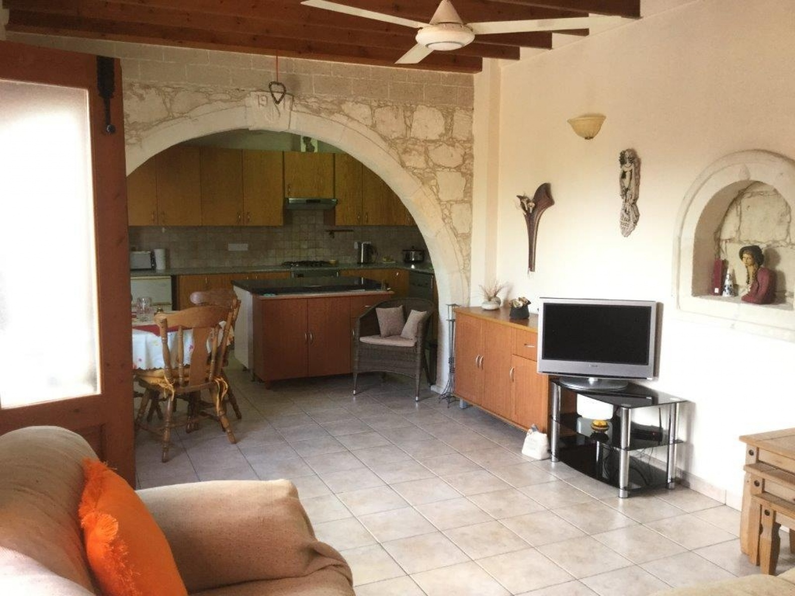 Residential Bungalow - Neo Chorio Bungalow for Sale