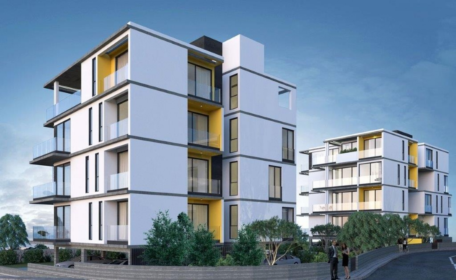 Residential Apartment - Paphos Luxury apartments
