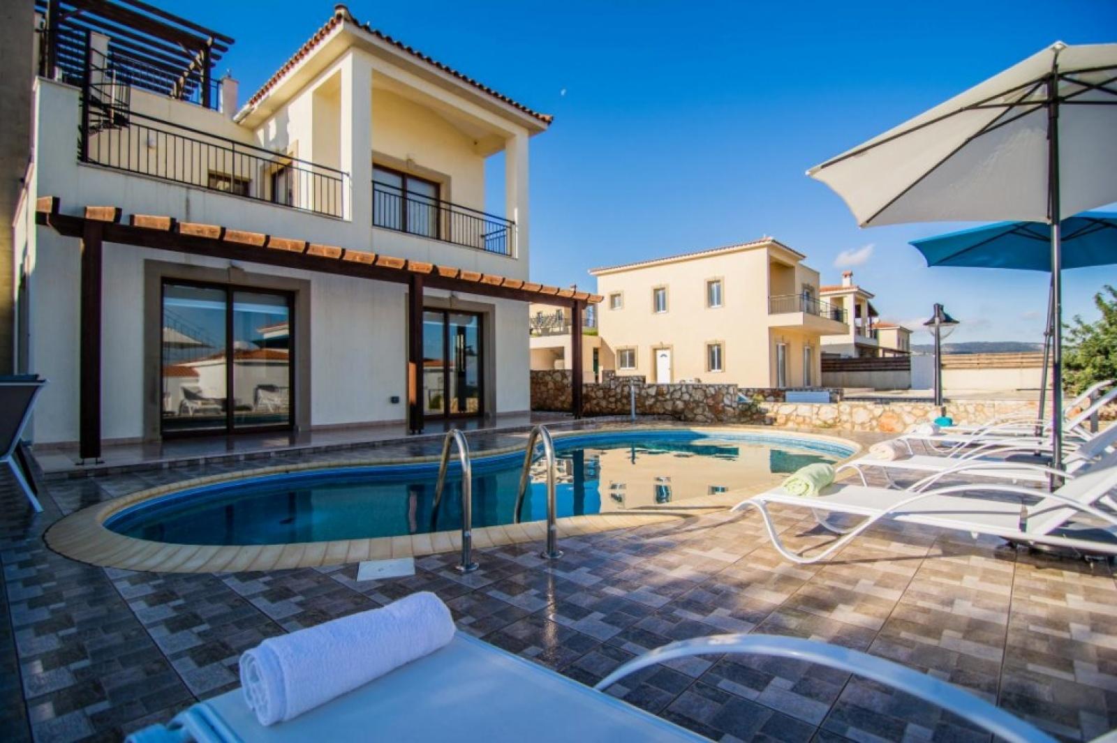 Residential Villa - Sea View Villas - Prengos