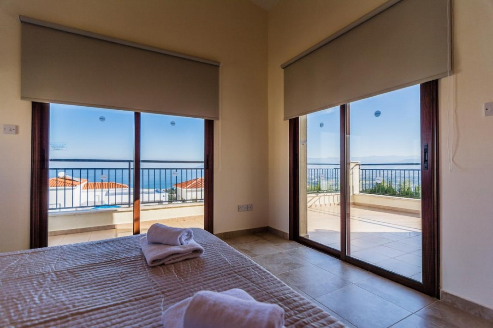 Residential Villa - Sea View Villas - Prengos