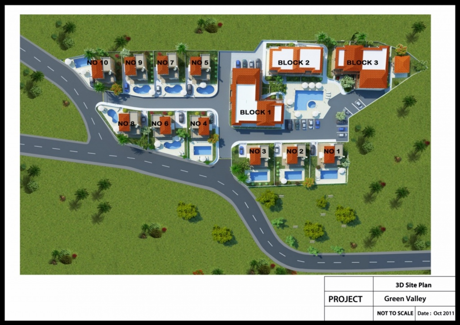 Residential Villa - NEW Build 3 bed villas FOR SALE