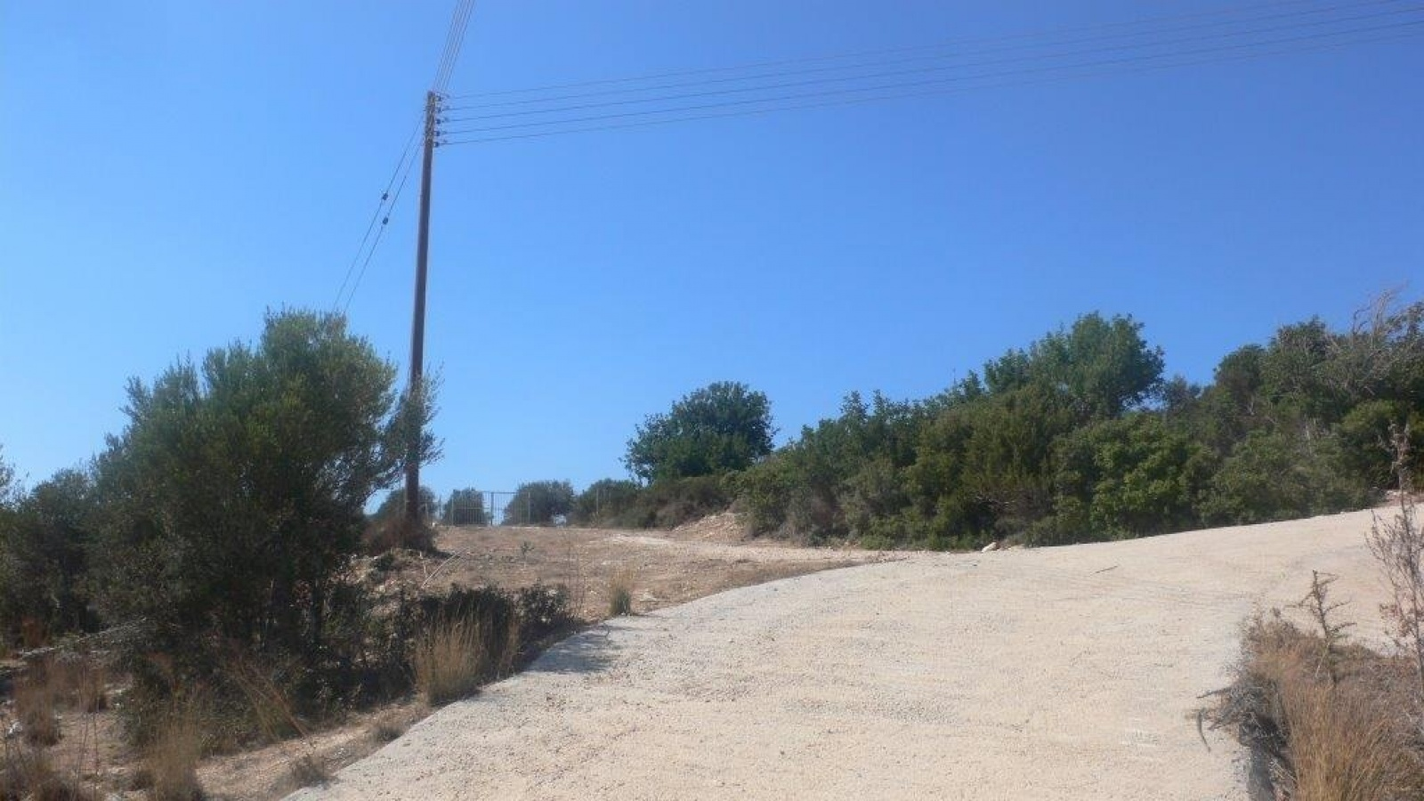 Commercial Land - Neo Chorio Plot