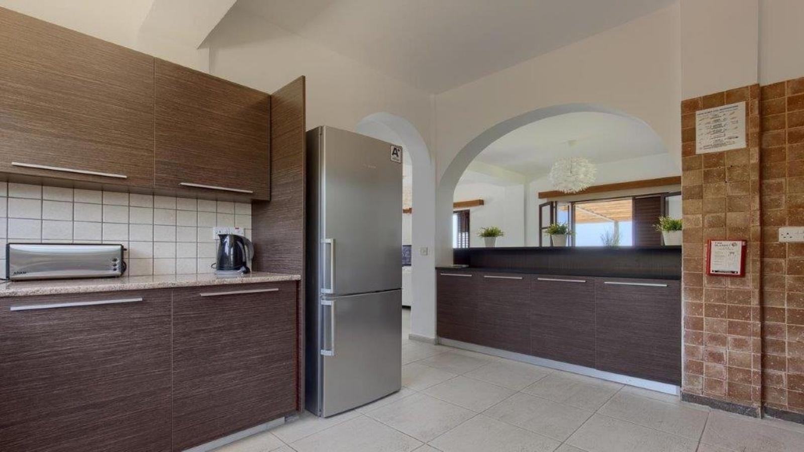 Residential Villa - Argaka Luxury 3 bed Sea View Villa