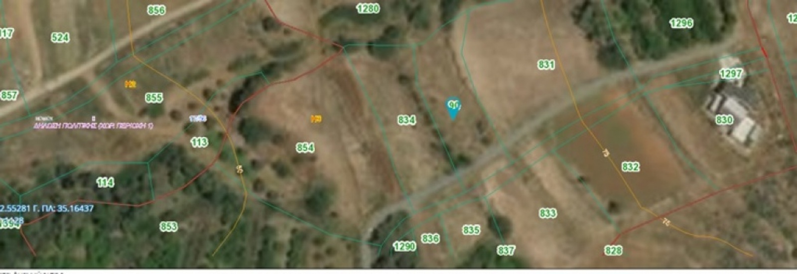 Commercial Land - Pomos plot For Sale