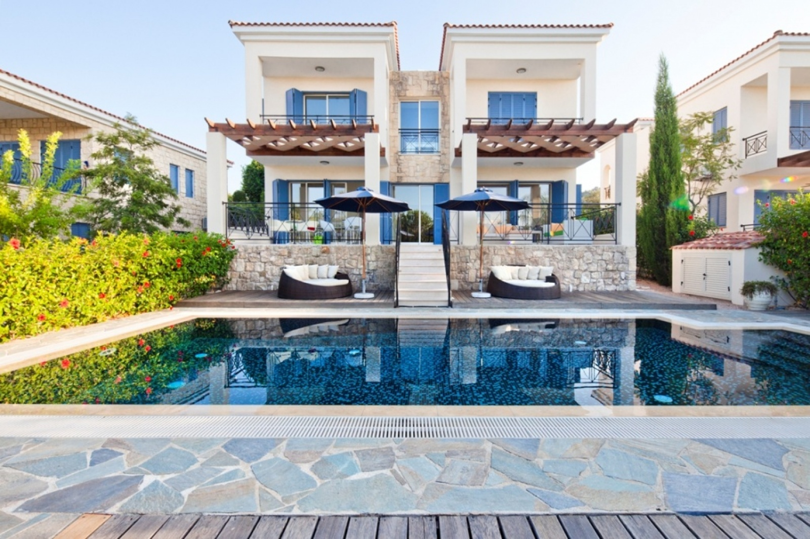 Residential Villa - Golden Beach Villa No7