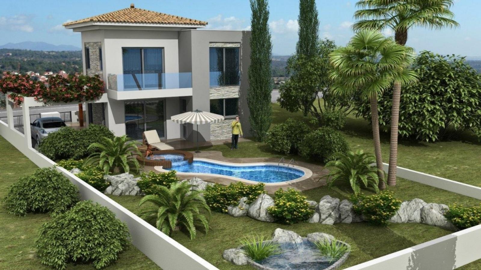 Residential Villa - SUNRISE MONI VILLAS