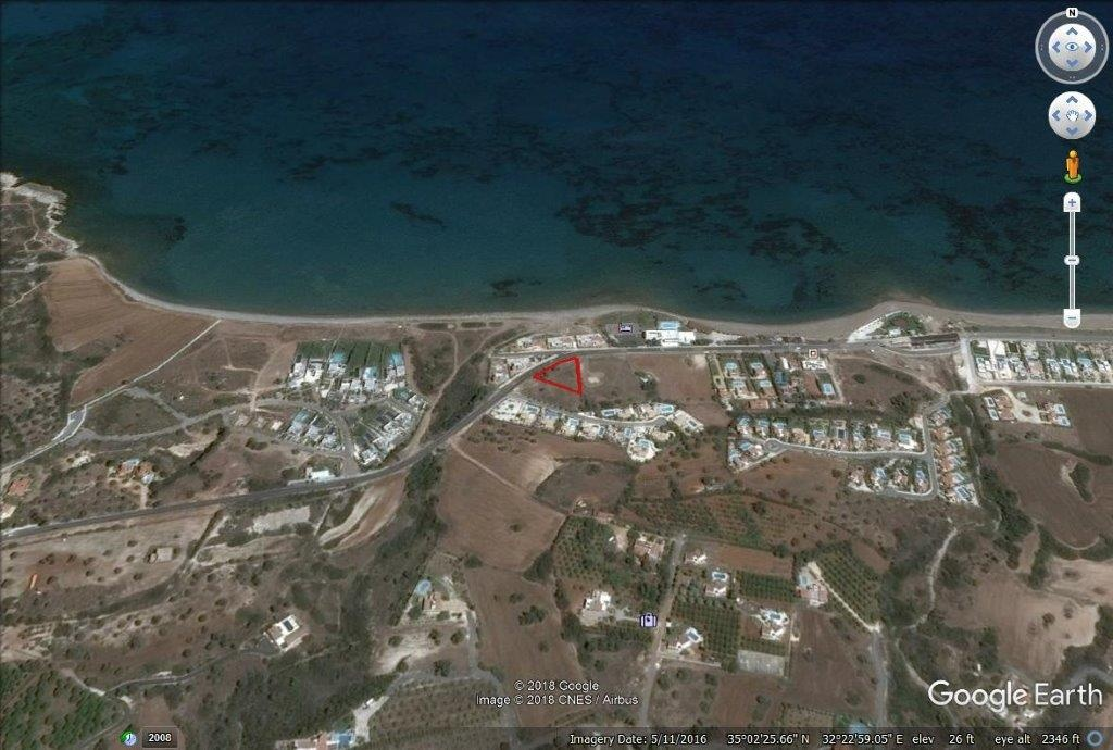 Commercial Land - Latsi Land for Sale